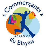 logo association commerçants blaye